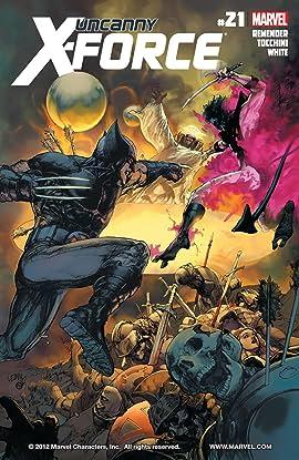Uncanny X-Force (2010-2012) #21