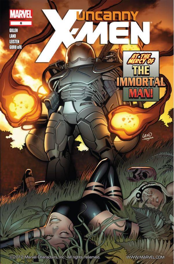 Uncanny X-Men (2011-2012) #6