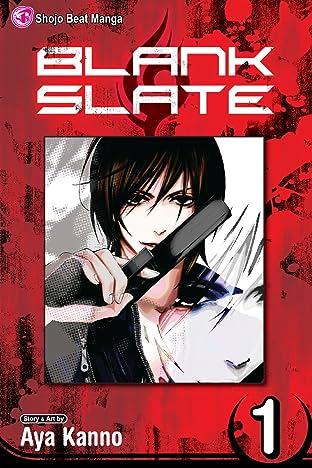 Blank Slate Vol. 1