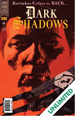 Dark Shadows (Ongoing) #1