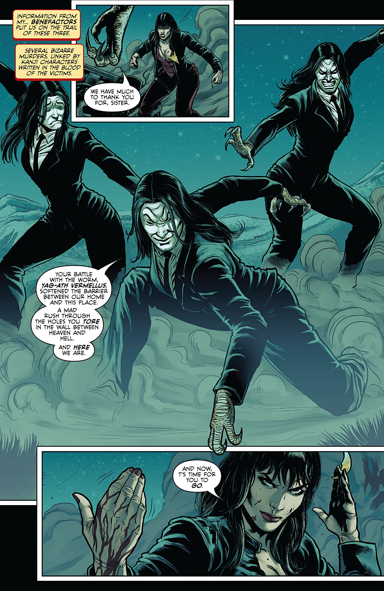 Vampirella (2011-2014) #9