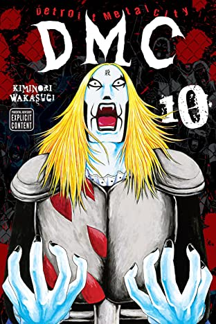 Detroit Metal City Vol. 10