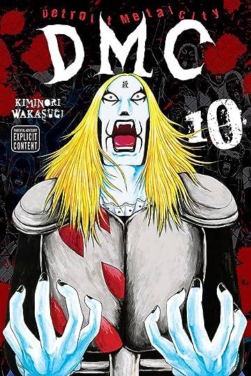 Detroit Metal City Vol. 10
