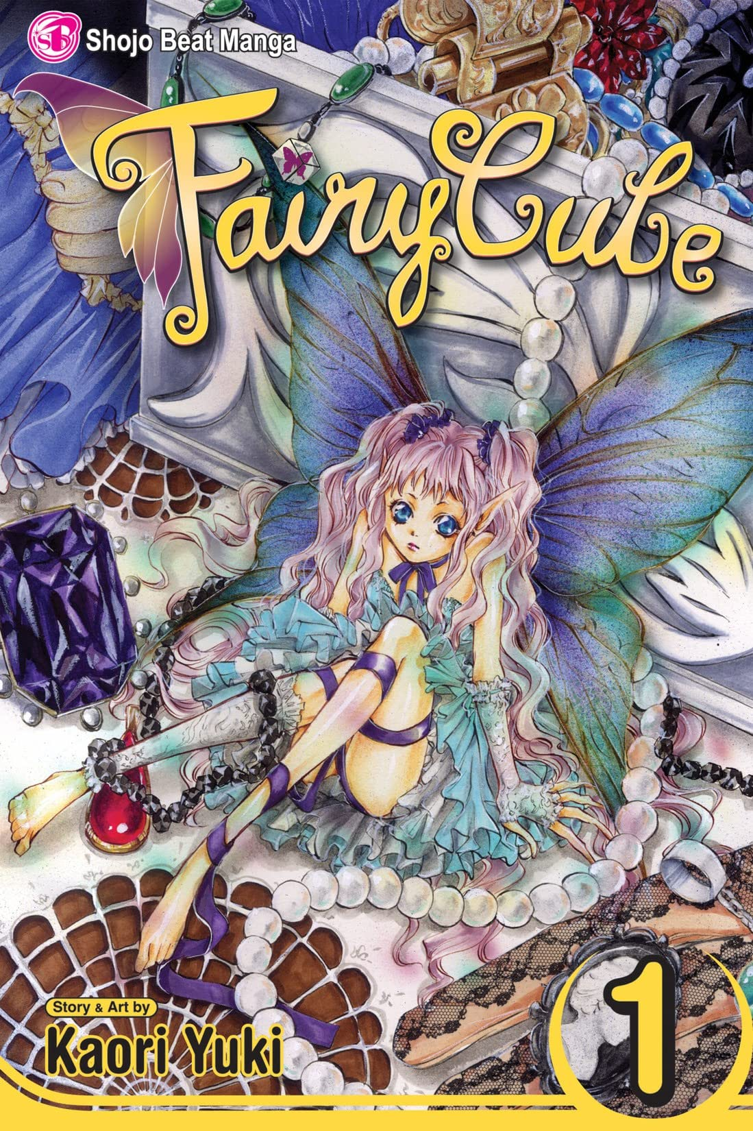 Fairy Cube Vol. 1