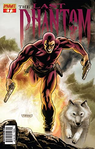 The Last Phantom #7