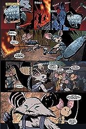 The Mice Templar #2