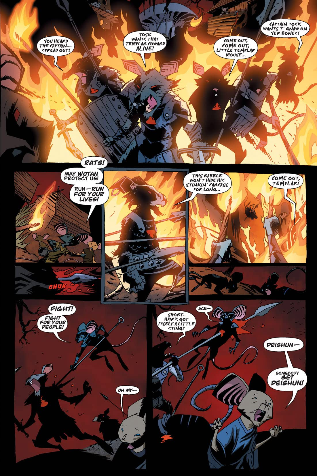 The Mice Templar Vol. 1 #2