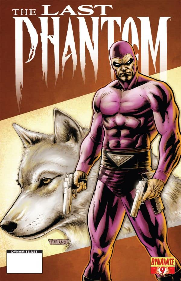 The Last Phantom #9