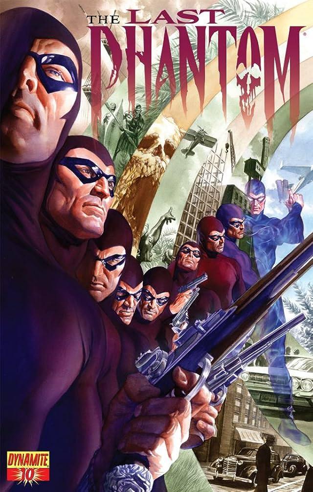 The Last Phantom #10