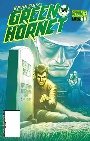 Green Hornet: Annual No.1