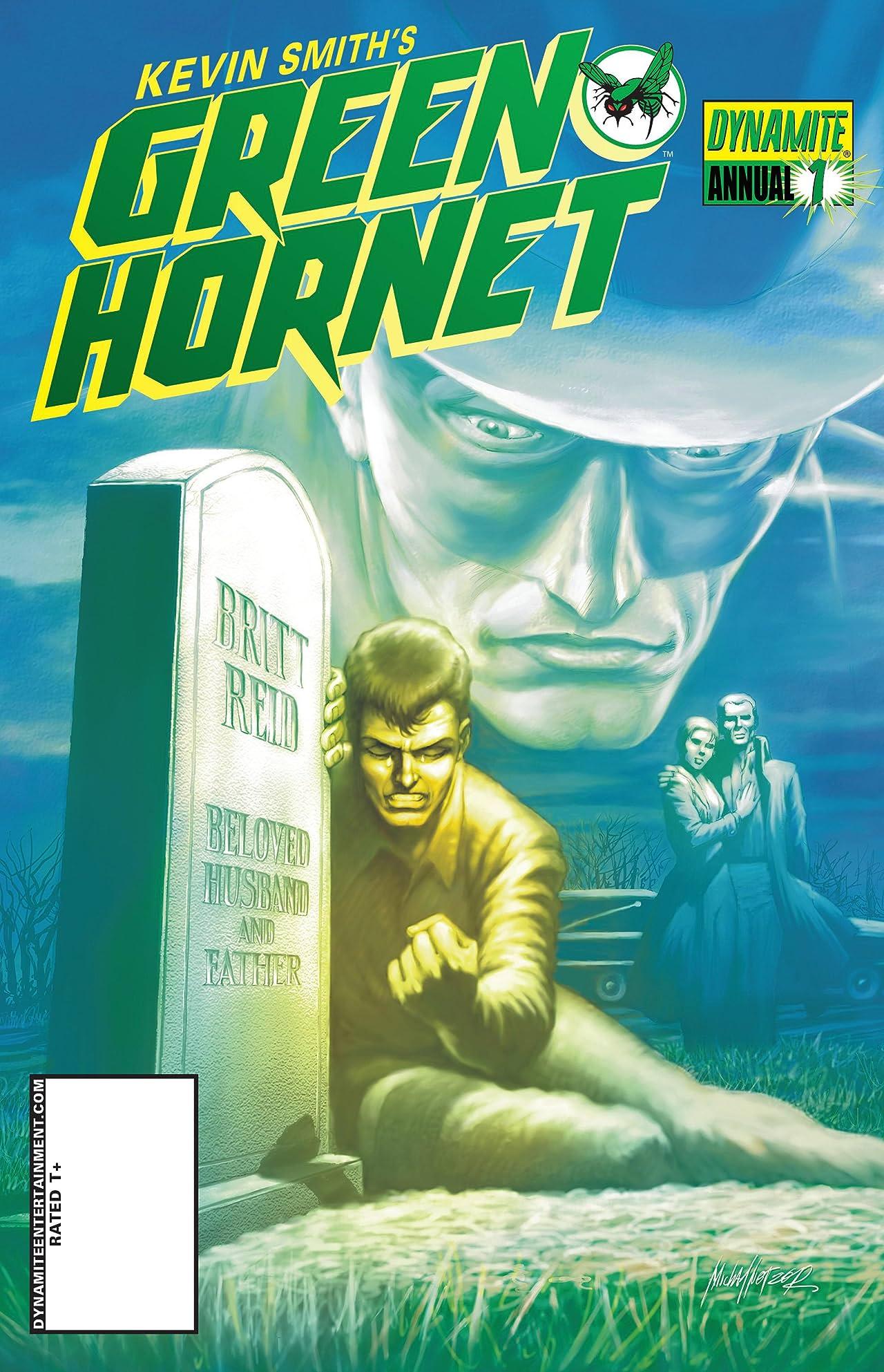 Green Hornet: Annual #1