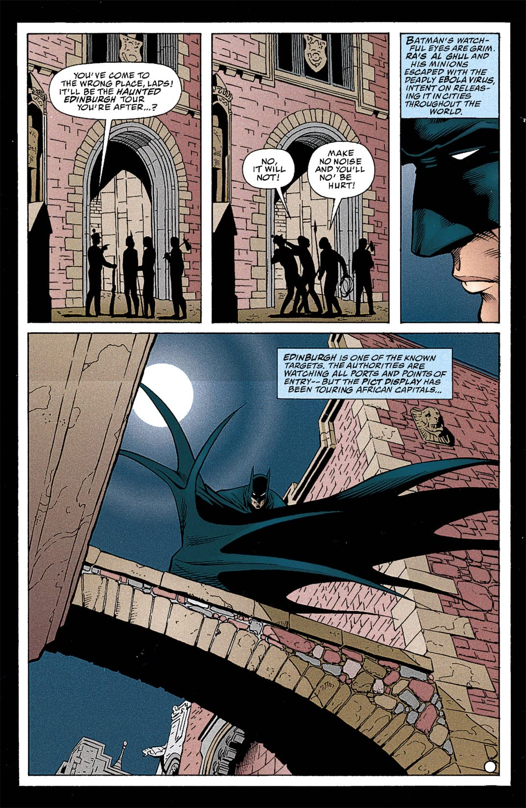 Batman: Shadow of the Bat #54