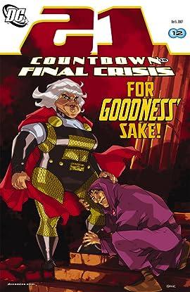 Countdown to Final Crisis #21