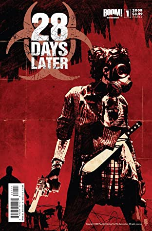 28 Days Later No.1