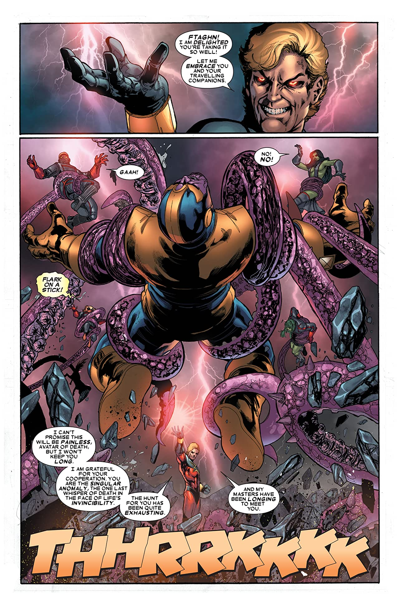 The Thanos Imperative #6 (of 6)