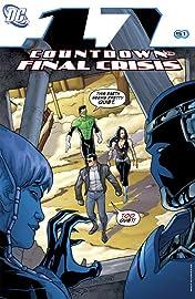 Countdown to Final Crisis #17