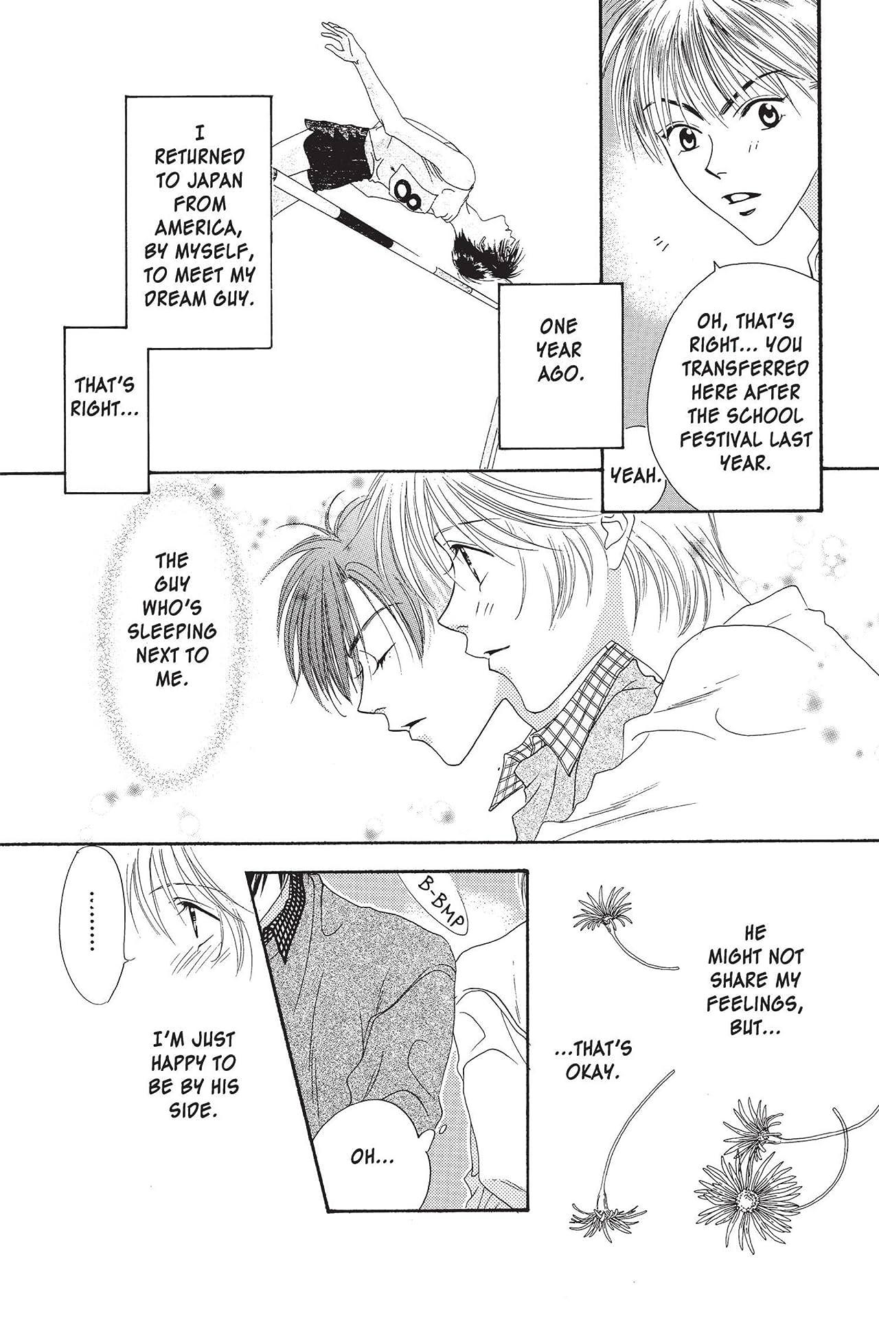 Hana-Kimi Vol. 4
