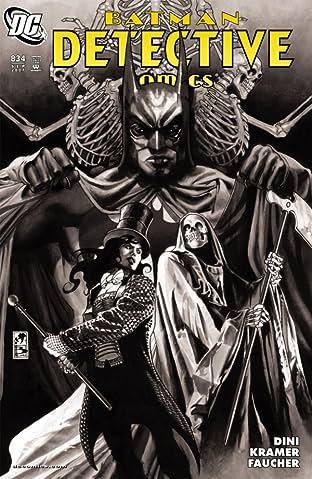 Detective Comics (1937-2011) #834
