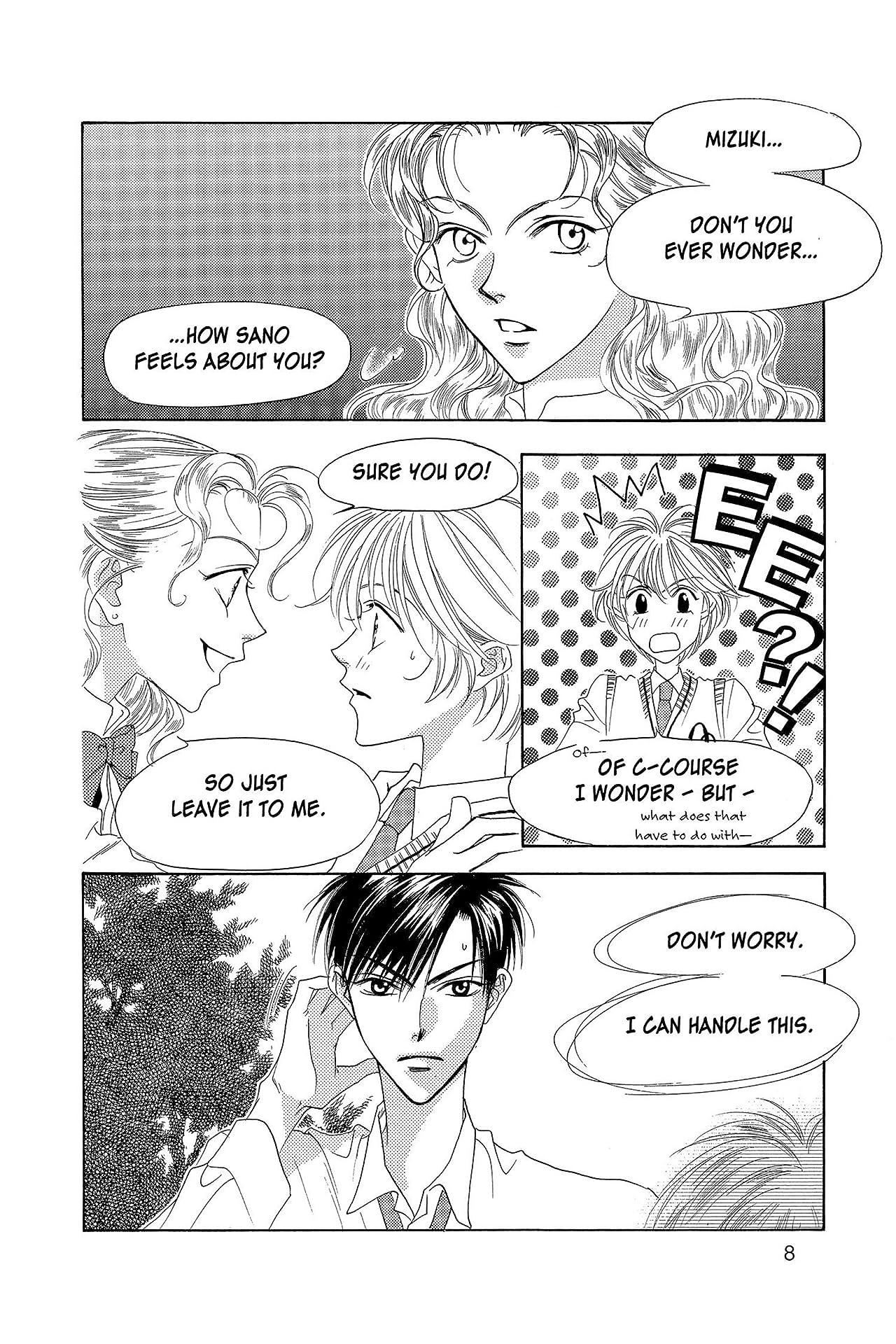 Hana-Kimi Vol. 7