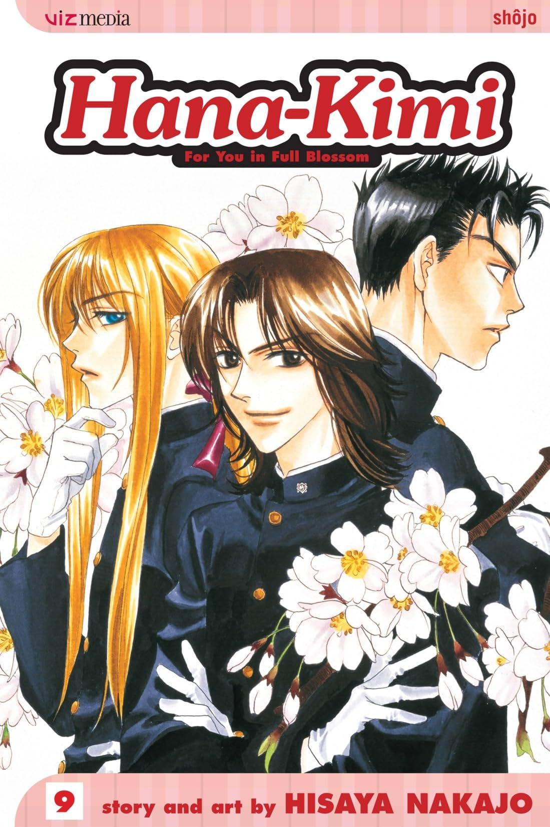 Hana-Kimi Vol. 9