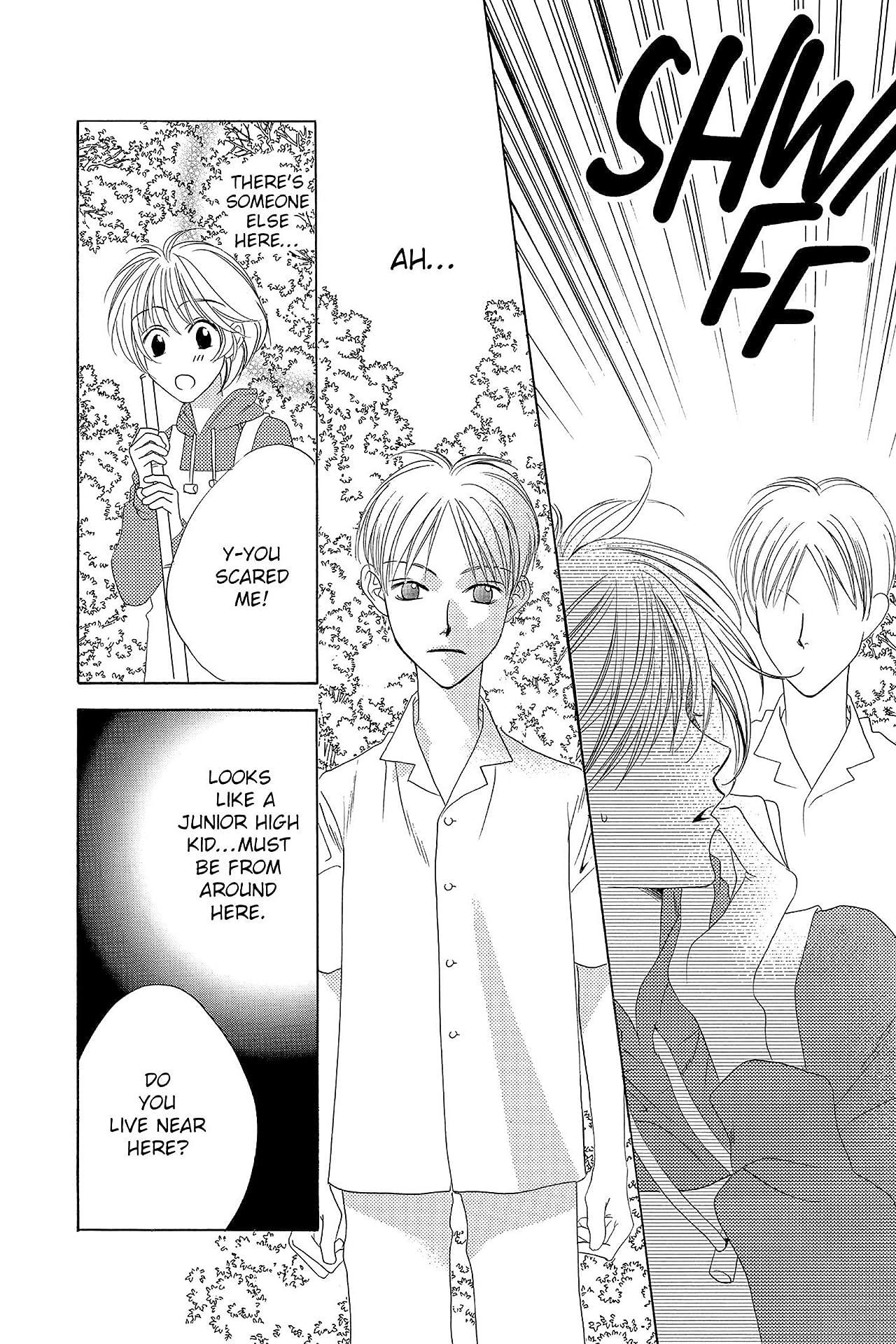 Hana-Kimi Vol. 11