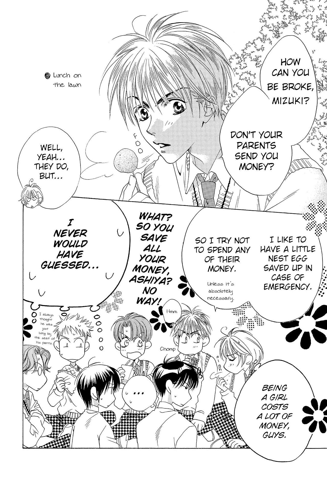 Hana-Kimi Vol. 13