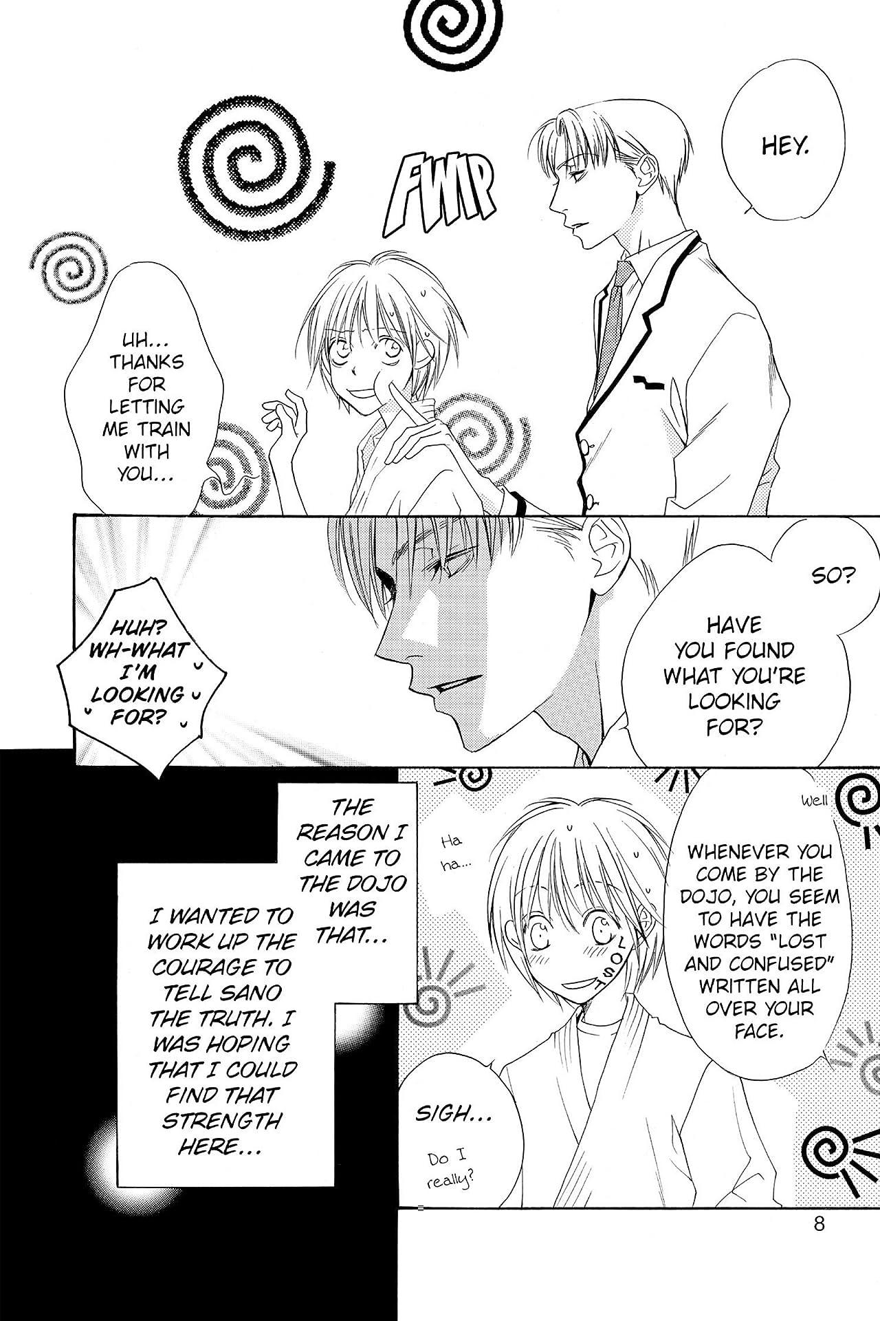 Hana-Kimi Vol. 22