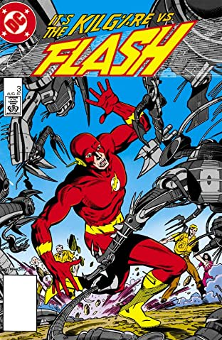 The Flash (1987-2009) No.3