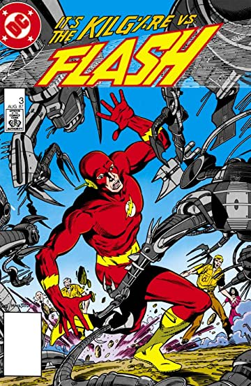 The Flash (1987-2009) #3