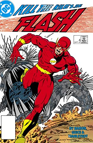 The Flash (1987-2009) No.4
