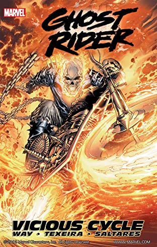 Ghost Rider Tome 1: Vicious Cycle