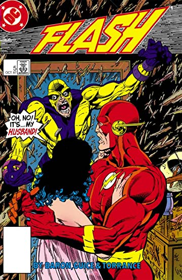 The Flash (1987-2009) #5
