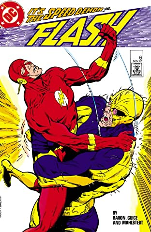 The Flash (1987-2009) No.6