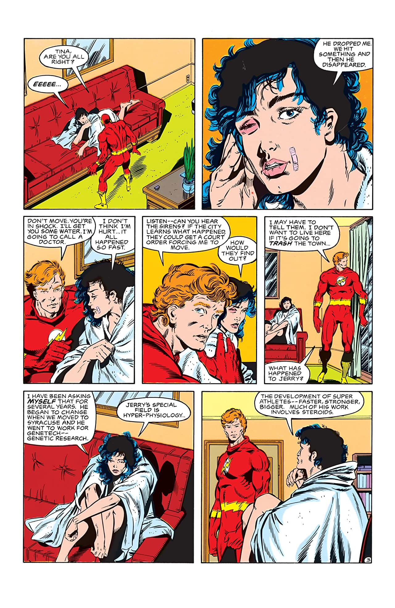 The Flash (1987-2009) #6