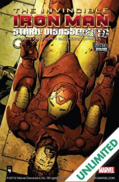 Invincible Iron Man Vol. 4: Stark Disassembled