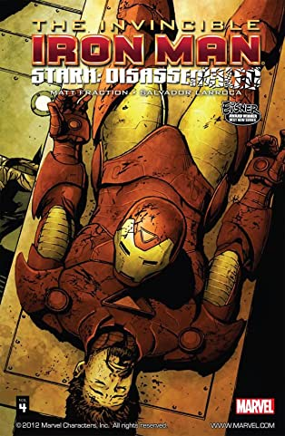 Invincible Iron Man Vol. 4: Stark Disassembled