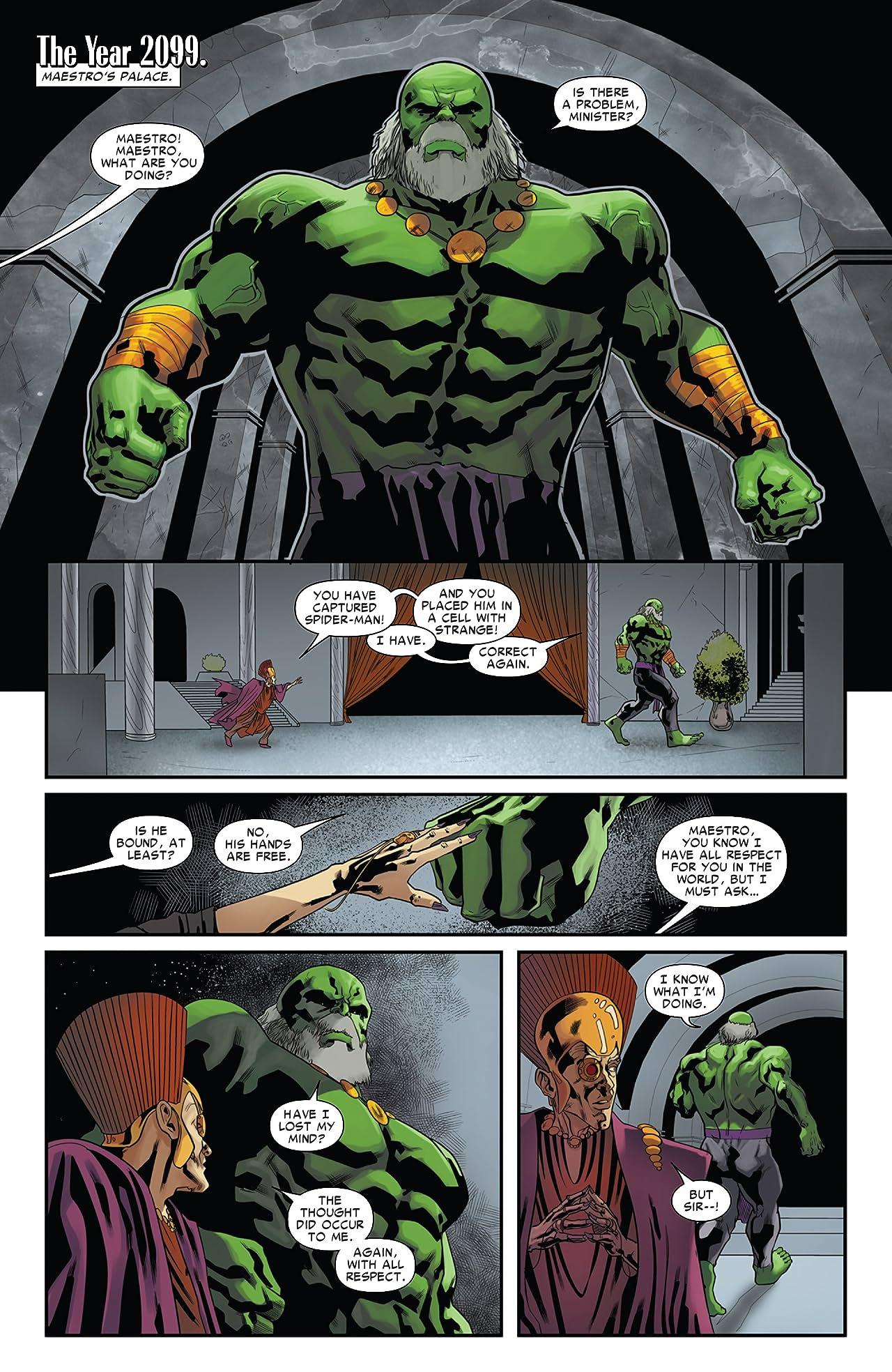 Spider-Man 2099 (2014-2015) #10