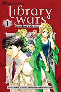 Library Wars: Love & War Vol. 1