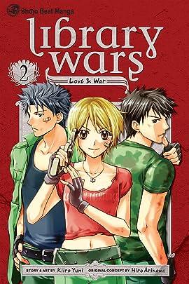 Library Wars: Love & War Vol. 2