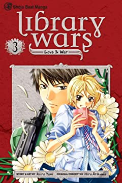 Library Wars: Love & War Vol. 3