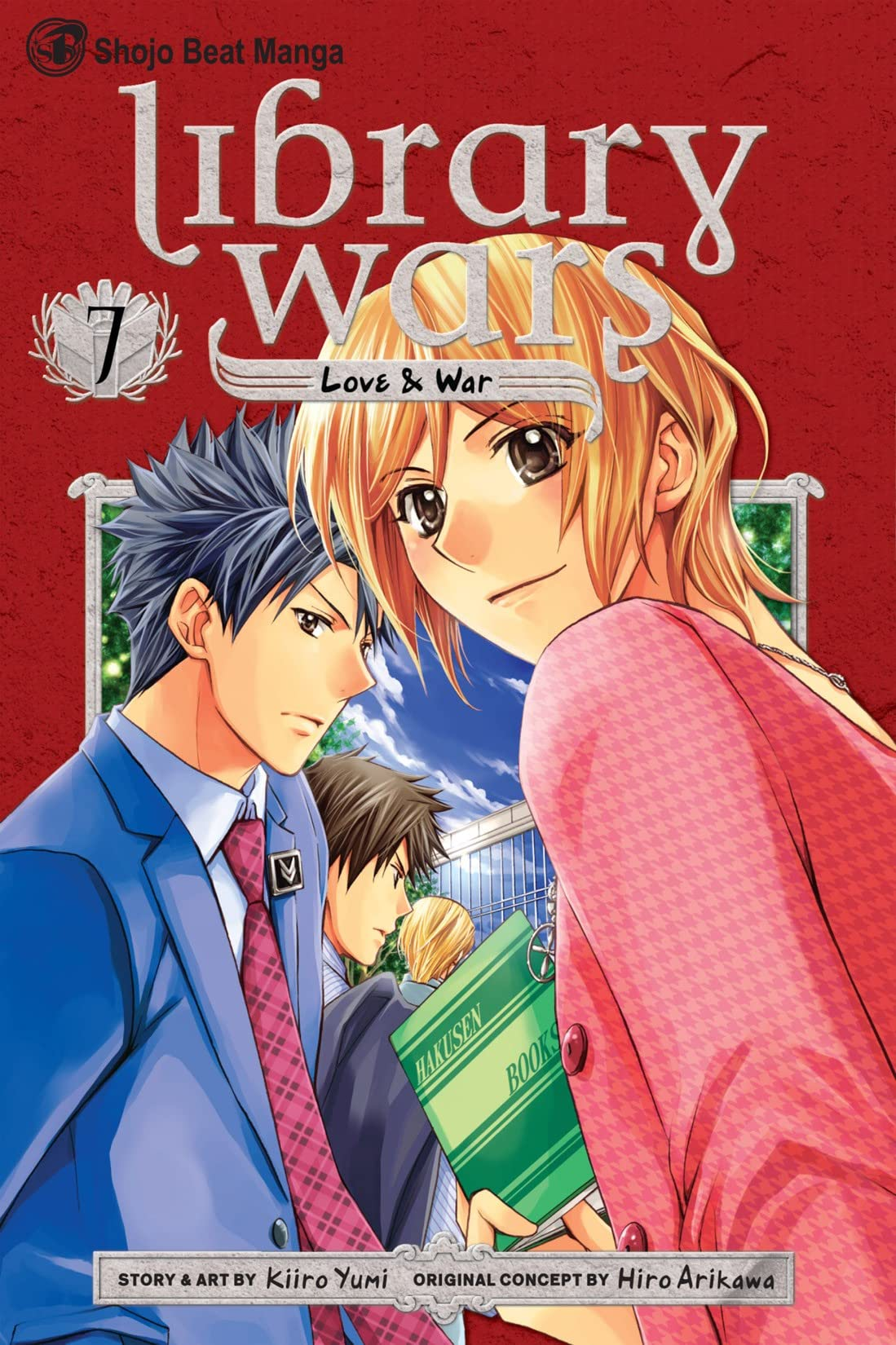 Library Wars: Love & War Vol. 7