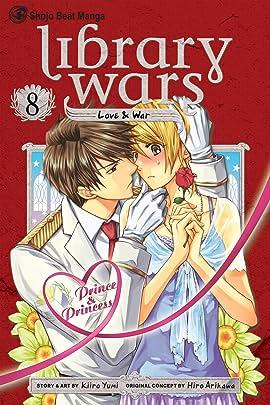 Library Wars: Love & War Vol. 8
