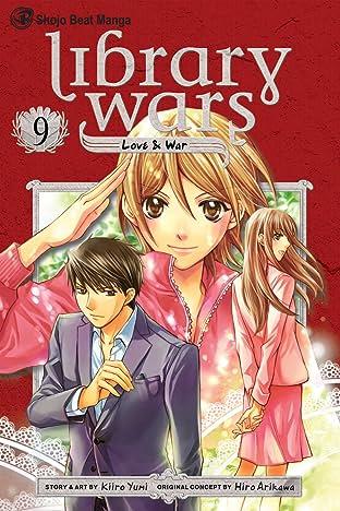 Library Wars: Love & War Vol. 9