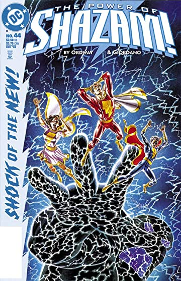 The Power of Shazam (1995-1999) #44