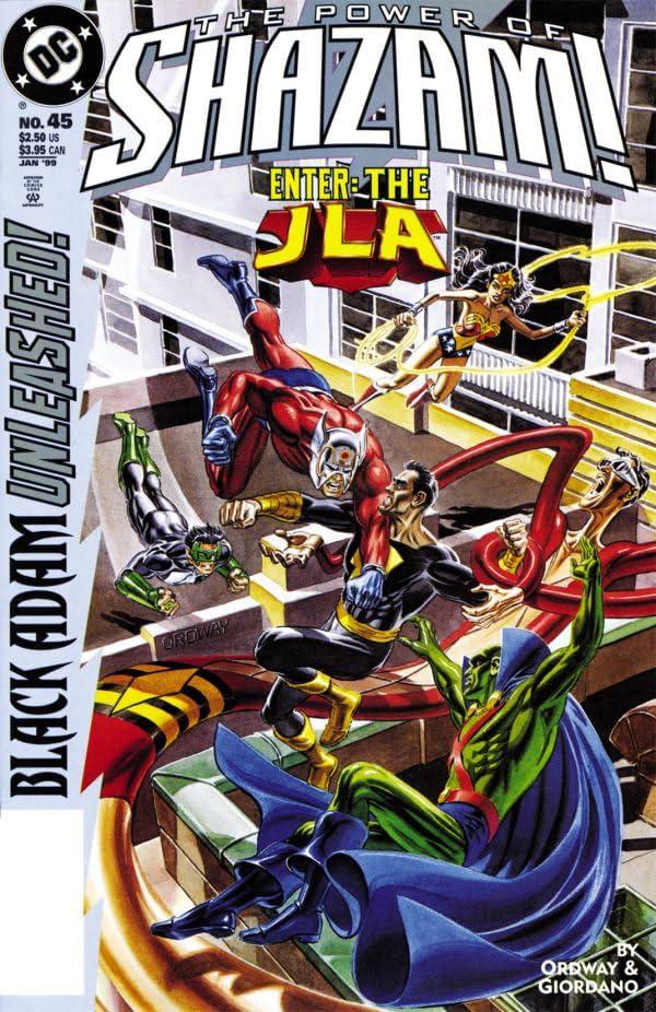 The Power of Shazam (1995-1999) #45