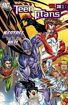 Teen Titans (2003-2011) #28
