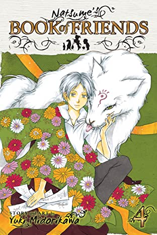 Natsume's Book of Friends Vol. 4