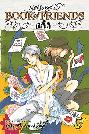 Natsume's Book of Friends Vol. 5