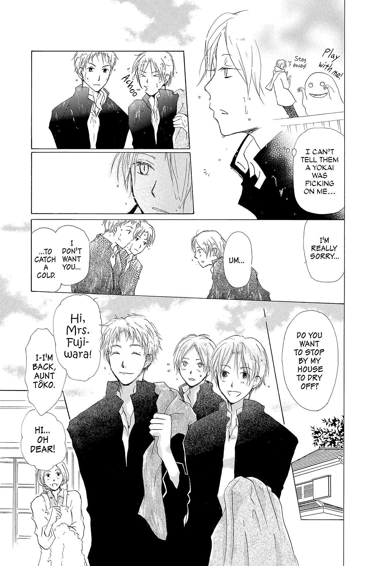 Natsume's Book of Friends Vol. 8