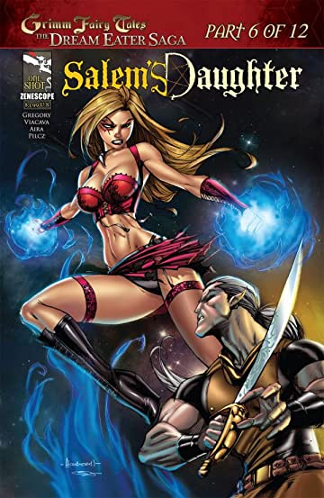 Grimm Fairy Tales: The Dream Eater Saga - Salem's Daughter